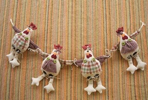 Chickens / by Jacqueline Laslocky