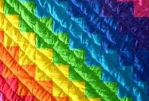 Rainbow Colors / All the colors of the rainbow!