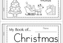 K Christmas / by Margaret Lowery