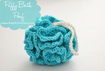 Crochet - Bathroom and Kitchen