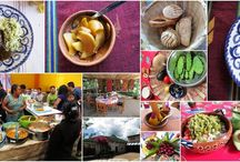 Cool Cooking Schools / These are some of the hands-on cooking classes I have taken in various places. Each offers a unique experience for travelers interested in exploring a new culture through food.