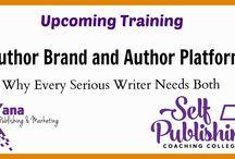 Xana Publishing and Marketing Events:
