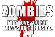 Zombies / by ashley brooke♥
