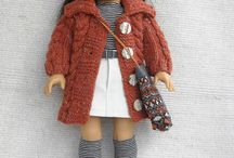 Dolls clothes Ideas / by Chloe Dunne Design