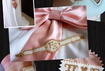 Bridal Handmade Unique Jewelry / www.SouSouHandmadeArt.com