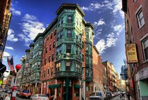 North End / by Boston Luxe