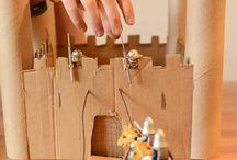 Castles to make