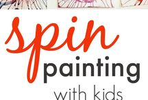 Fun things to do with children / Different activities to keep kids amised / by Renee Lane