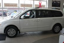 Sedona / Nice family vans with all the bells and whistles you could want.