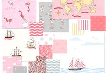 Little Rooms for Little Girls / by Oh My! Handmade