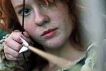 Scottish female / Board for Female Scottish fighting character
