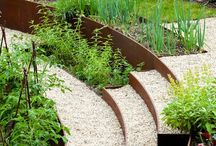 corten steel ideas