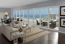 PGT PremierVue / PremierVue® combines style and high performance to meet the needs of today's discerning homeowners. PremierVue has some of the highest ratings for energy, structural, air and water resistance in a vinyl impact window for the single and multi-family residential markets. / by PGT Industries