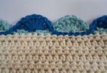 Crochet edging patterns