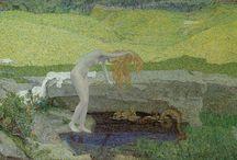 Miti e misteri. Il Simbolismo e gli artisti svizzeri / Museo Cantonale d'Arte e Museo d'Arte Lugano 15 settembre 2013—12 gennaio 2014