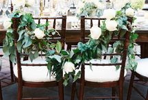 Rustic Chic Wedding / A personal fave!