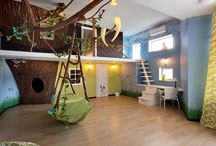kids room for adventurers