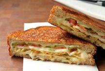 Sandwich Recipes / by Nancy Halloran