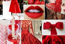 "~ღ~ Reds 1 of 2 ~ღ~ / ~ ""Red is obviously such a stimulating color, and it has so many connotations.""  P. J. Harvey ~ Energy, Strength, Power, Passion, Desire, Love, Heat ~ / by ~ღ~Susan~ღ~"