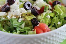 Salads / by Jenny Hoehn