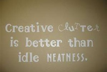 Creative Quotes we LOVE! / by ILoveto Create