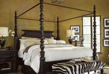 Beautiful Bedrooms / Who doesn't want a beautiful bedroom to relax in and escape to?