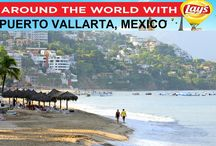 #AroundTheWorldWithLays / Travelling the world virtually with #Lays!