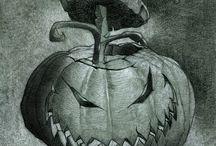 Halloween...muajaja... / by Tany Ballin