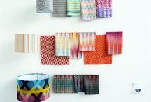 textile display degree