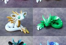 Polymer clay ideas