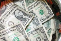 Dinero, finanzas, comercio / Publicaciones e imágenes relacionadas con temas económicos, laborales y dinero