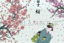 JAPANESE BLOSSOM COLLECTION