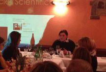 #ggdticino2 / Geek Girls si raccontano. 7 dicembre 2012. Ristorante Soave 10 Lugano