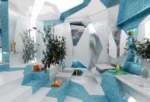 Design / Design moderní archutektury a jiný