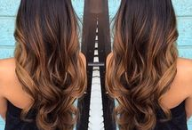 my favorite ombre hair's