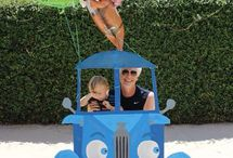 Henry's 1st Birthday Party / Henry's Little Blue Truck themed 1st birthday party