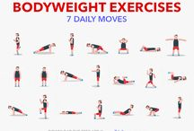 Healthy exercises demo / On this board you will find exercises live movement for easy understanding