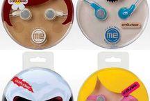 Ear plugs packaging
