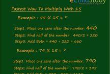 Math Tricks / Math Tricks