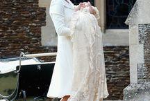 R jak Royal Christening / Royal Christening - królewski chrzest