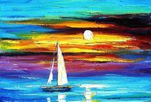 Malování-relax