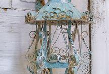 Lanterns & Lamp