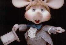 SO CUTE TOPO GIGIO!