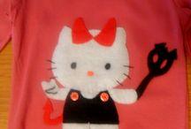 Mis camisetas con apliques