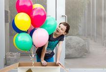Ballons für Kinder / Tolle Ideen aus Ballons für Kinder, Kindergeburtstage und andere Festivitäten.