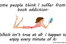 i love books / books / by betty taylor-roth