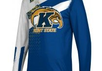 Kent State / Kent State University Go Golden Flashes! Show off your school pride in our comfortable sweaters, shirts, shorts, and more for men and women! Got spirit? See more at www.sportswearunlimited.com