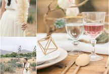 Desert Wedding - Spain