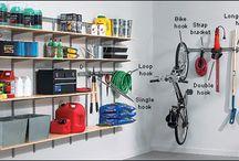 Garage Workshop / by Lee Valley Tools
