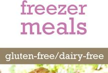 Freezer Meals / by Meagan Paige